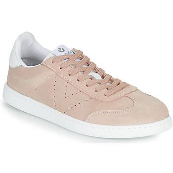 Cipők Gyerek Rövid szárú edzőcipők Victoria Tribu Rózsaszín