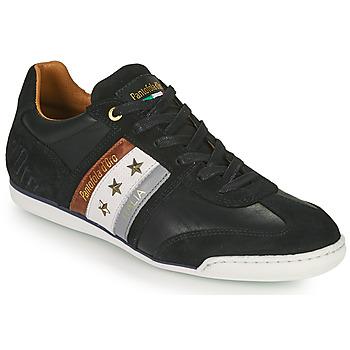 Cipők Férfi Rövid szárú edzőcipők Pantofola d'Oro IMOLA UOMO LOW Fekete