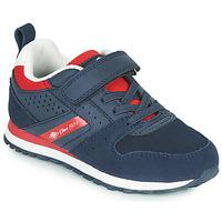 Cipők Gyerek Rövid szárú edzőcipők Umbro JADER VLC Kék / Piros