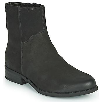 Cipők Női Bokacsizmák Vagabond Shoemakers CARY Fekete