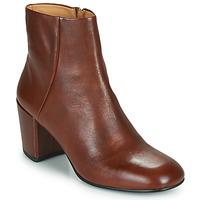 Cipők Női Bokacsizmák Vagabond Shoemakers MELINA Konyak