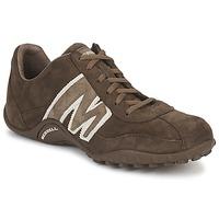 Cipők Férfi Rövid szárú edzőcipők Merrell SPRINT BLAST LTR Barna