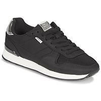 Cipők Női Rövid szárú edzőcipők Only SAHEL 4 Fekete  / Ezüst