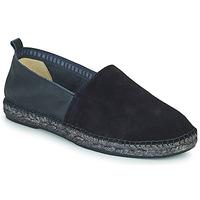 Cipők Férfi Gyékény talpú cipők Selected AJO NEW MIX Tengerész