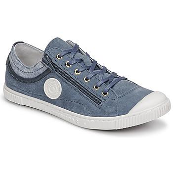 Cipők Női Rövid szárú edzőcipők Pataugas BISK/MIX F2E Kék