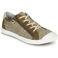 Cipők Női Rövid szárú edzőcipők Pataugas BOMY F2G Arany / Keki