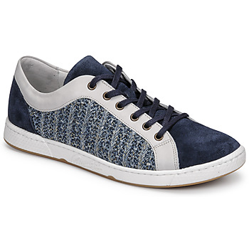 Cipők Női Rövid szárú edzőcipők Pataugas JOHANA F2E Tengerész
