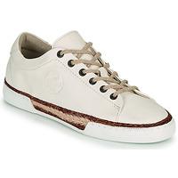 Cipők Női Rövid szárú edzőcipők Pataugas LUCIA/N F2G Ekrü