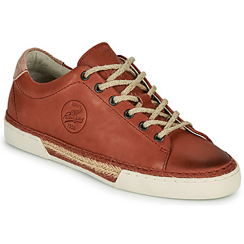 Cipők Női Rövid szárú edzőcipők Pataugas LUCIA/N F2G Terrakotta
