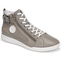 Cipők Női Magas szárú edzőcipők Pataugas PALME/N F2E Tópszínű