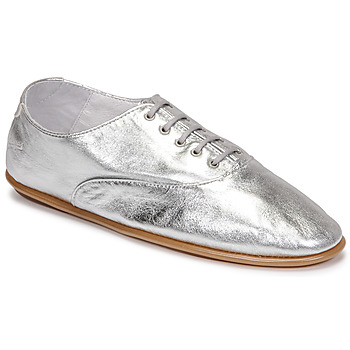 Cipők Női Oxford cipők Pataugas SULLY F2G Ezüst