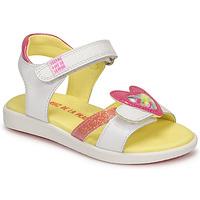 Cipők Lány Szandálok / Saruk Agatha Ruiz de la Prada AITANA Fehér