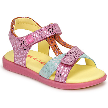 Cipők Lány Szandálok / Saruk Agatha Ruiz de la Prada AITANA Rózsaszín