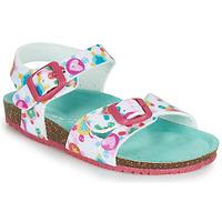 Cipők Lány Szandálok / Saruk Agatha Ruiz de la Prada BIO Fehér