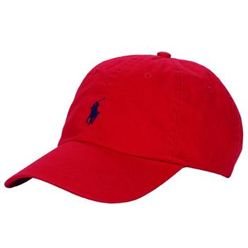 Textil kiegészítők Férfi Baseball sapkák Polo Ralph Lauren HSC01A CHINO TWILL Piros