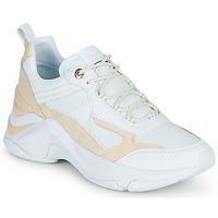 Cipők Női Rövid szárú edzőcipők Tommy Hilfiger FASHION WEDGE SNEAKER Fehér