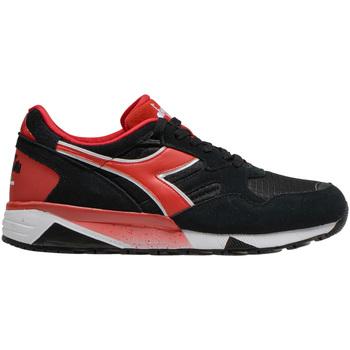 Cipők Férfi Rövid szárú edzőcipők Diadora 501.173.073 Fekete