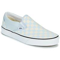 Cipők Belebújós cipők Vans CLASSIC SLIP ON Kék