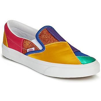 Cipők Belebújós cipők Vans CLASSIC SLIP ON Büszkeség / Sokszínű