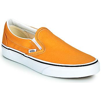 Cipők Női Belebújós cipők Vans CLASSIC SLIP ON Citromsárga