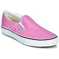 Cipők Női Belebújós cipők Vans CLASSIC SLIP ON Lila
