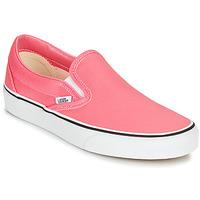 Cipők Női Belebújós cipők Vans CLASSIC SLIP ON Rózsaszín