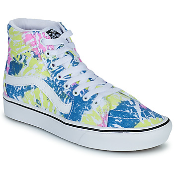 Cipők Női Magas szárú edzőcipők Vans COMFYCUSH SK8 HI Sokszínű