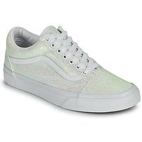 Cipők Női Rövid szárú edzőcipők Vans OLD SKOOL Fehér