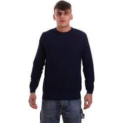 Ruhák Férfi Pulóverek Navigare NV10251 30 Kék