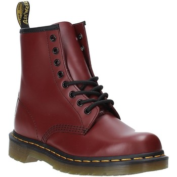 Cipők Női Bokacsizmák Dr Martens DMS1460CRSM10072600 Piros