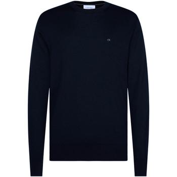 Ruhák Férfi Pulóverek Calvin Klein Jeans K10K104920 Kék