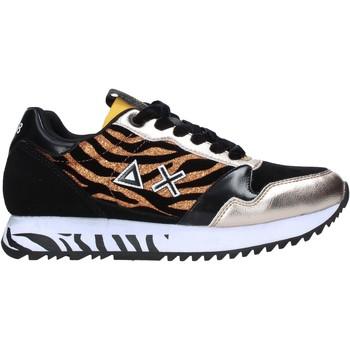 Cipők Női Divat edzőcipők Sun68 Z40228 Fekete