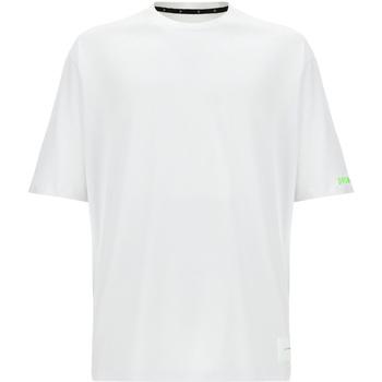 Ruhák Férfi Pólók / Galléros Pólók Freddy F0ULTT2 Fehér