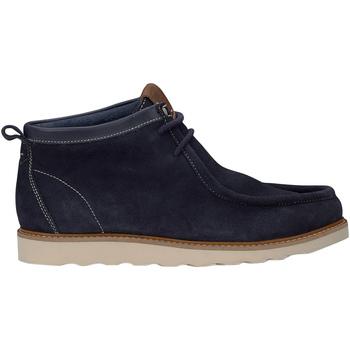 Cipők Férfi Mokkaszínek Docksteps DSE106114 Kék