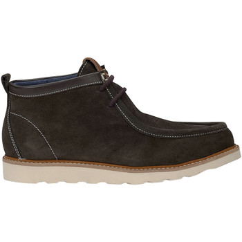 Cipők Férfi Mokkaszínek Docksteps DSE106115 Barna