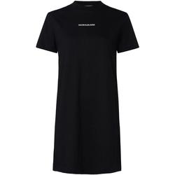 Ruhák Női Rövid ruhák Calvin Klein Jeans J20J214170 Fekete