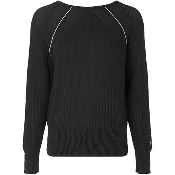 Ruhák Női Pulóverek Calvin Klein Jeans K20K202040 Fekete