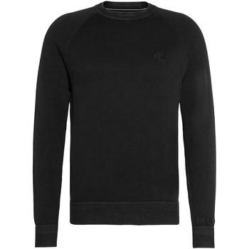 Ruhák Férfi Pulóverek Calvin Klein Jeans J30J315600 Fekete