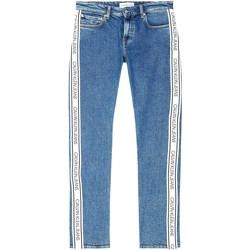 Ruhák Férfi Farmerek Calvin Klein Jeans J30J316018 Kék