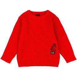 Ruhák Gyerek Pulóverek Losan 025-5000AL Piros