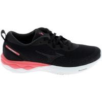 Cipők Futócipők Mizuno Wave Revolt Noir Fekete