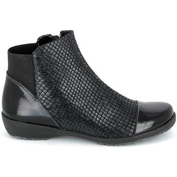 Cipők Női Csizmák Boissy 8081 Noir Fekete