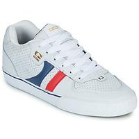Cipők Férfi Rövid szárú edzőcipők Globe ENCORE-2 Fehér / Kék / Piros