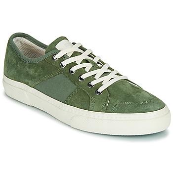 Cipők Férfi Rövid szárú edzőcipők Globe SURPLUS Zöld