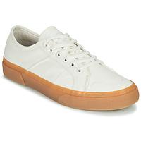 Cipők Férfi Rövid szárú edzőcipők Globe SURPLUS Fehér