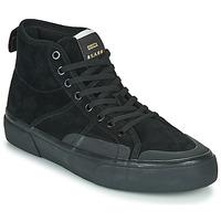 Cipők Férfi Magas szárú edzőcipők Globe LOS ANGERED II Fekete