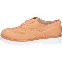 Cipők Női Oxford cipők & Bokacipők Hogan BK655 Barna