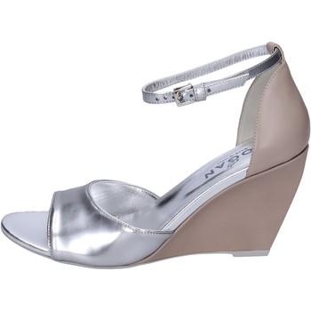 Cipők Női Szandálok / Saruk Hogan BK658 Ezüst