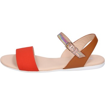 Cipők Női Szandálok / Saruk Hogan BK659 Narancs