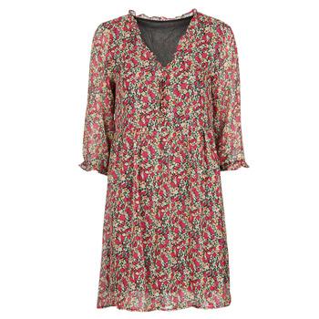 Ruhák Női Rövid ruhák Betty London  Piros / Sokszínű
